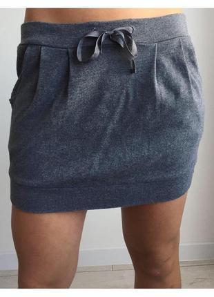 Юбка, спідниця, серая юбка.