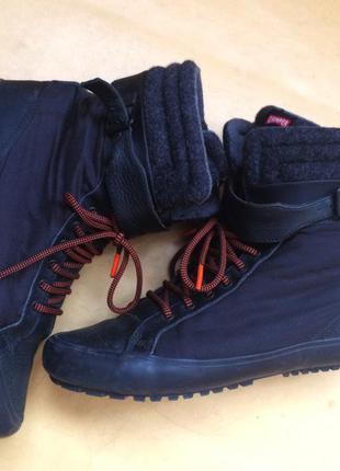 Зимние ботинки фирмы camper