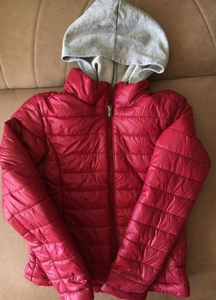 Новая куртка. размер хс-с