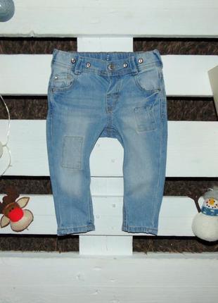 Модні завужені джинси від h&m ріст 74