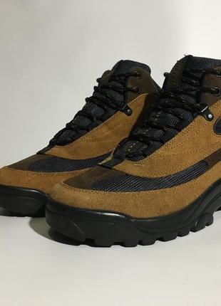 Треккинговые ботинки hi-tec saratoga замшевые,утепленные р.42 original