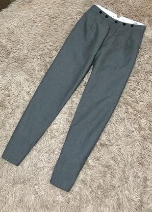 Стильные классические укороченные новые брюки hope 🌹