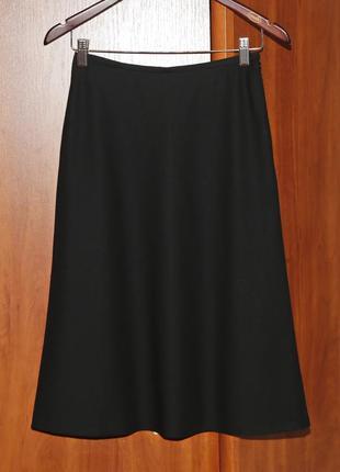 """Брендовая юбка шерсть """"escada"""", размер 34."""