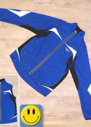 2 в 1 ветровка - жилетка pro touch р. м. состояние новой. куртка, безрукавка
