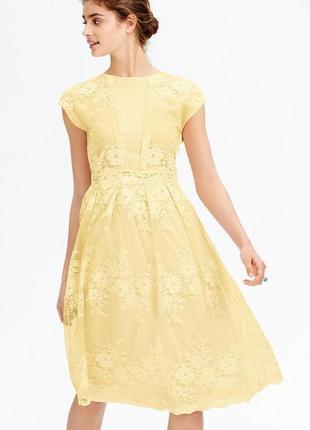Новое шикарное платье от next