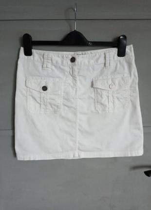 Эффектная юбка. короткая юбочка. томми хилфигер