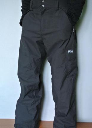 Лижні штани, лыжные штаны, мембранные helly hansen