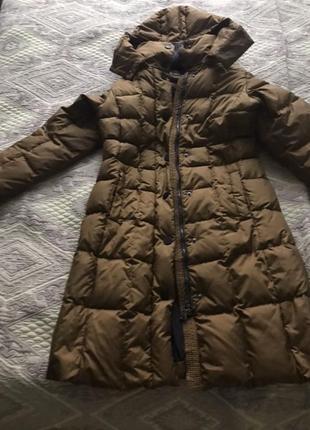 Пальто пуховое marc o'polo