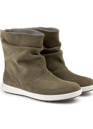 Полусапоги ботинки ecco elli 37 размер оригинал