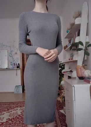 Платье на зиму.