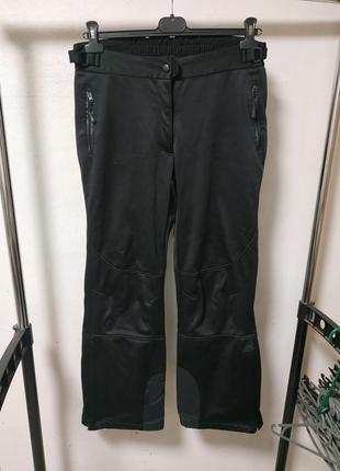 Теплые штаны на флисе размер евро 44/46*