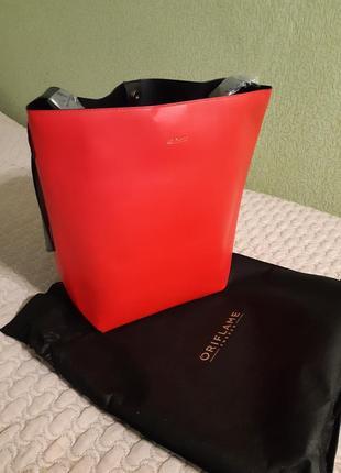 Трендовая сумка-ведро от орифлейм