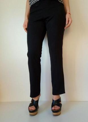🌿отличные новые укороченные брюки с лампасами от dorothy perkins