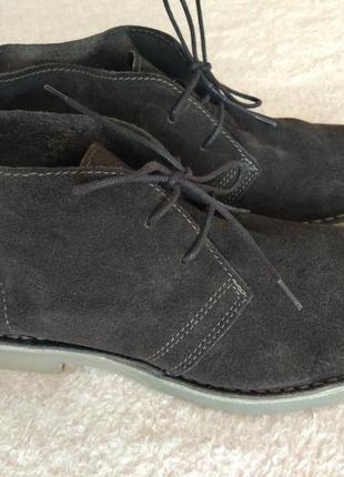 Мужские ботинки туфли selected
