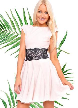 Шикарное платье на выпускной или любой другой незабываемый праздник! ♥