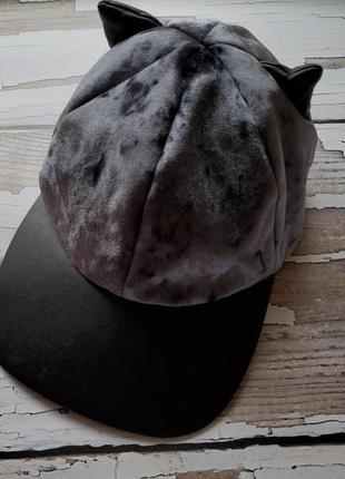 Теплая кепка dembo house р.52-54