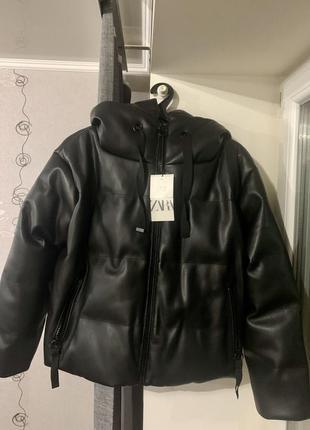 Офигенская куртка zara