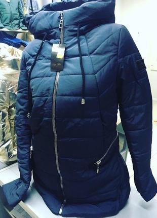 Тепла зимня курточка