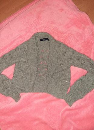 Болеро, кардиган, свитер, кофта, накидка