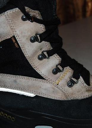 Зимние ботинки ecco 34 р