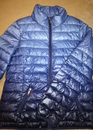 Куртка м  dlue motion
