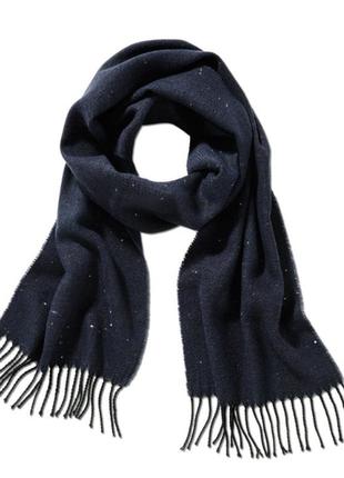 Шикарный тканый шарф от tchibo(германия), размер универсальный