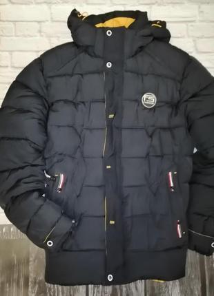 Куртка зимняя zaka
