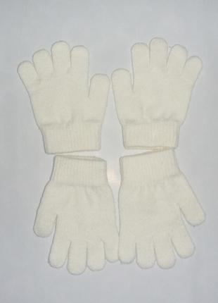 Перчатки 2-4.6-8лет  c&a германия