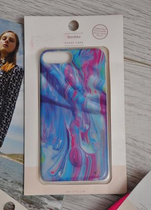 Кейс, чехол на iphone bershka