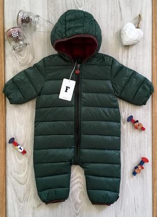 Зимний комбинезон на пуху для мальчика imps&elfs голландия