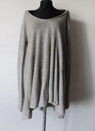 Платье свитер туника rundholz оверсайз