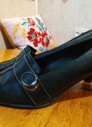 Кожаные туфли made in germany