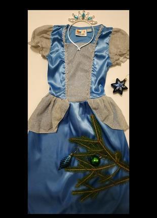 Платье. 7-10, 10-12 лет.