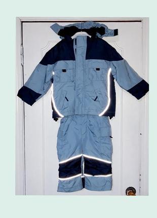 Зимний комбинезон, костюм