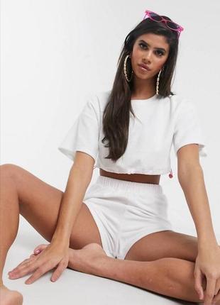 Спорт шорты soft touch f&f 100 %cotton