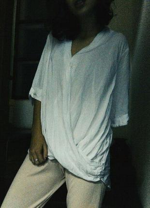 Блуза з запахом