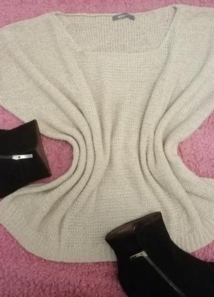 Оверсайз, свитер