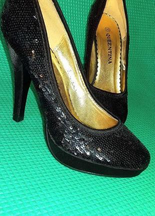 Туфли queen