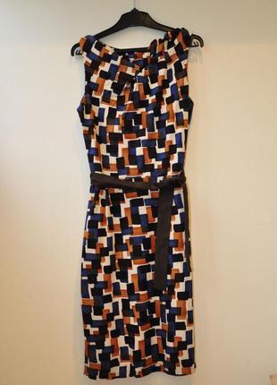 Платье демисезонное mango, размер с