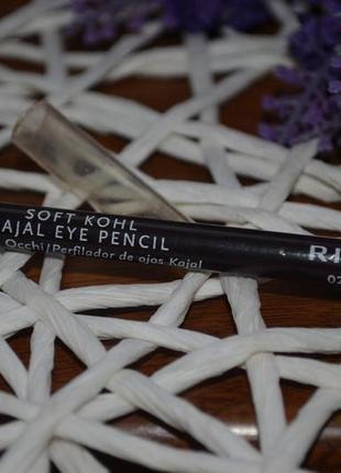 Карандаш для глаз rimmel soft kohl kajal eye liner pencil оригинал