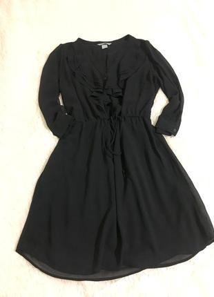 Неймовірно красива сукня, шифонове платья h&m