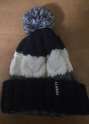 Зимняя шапка termit