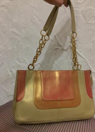 Gianni versace эффектная винтажная сумка