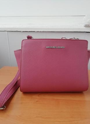 Жіноча брендова сумка