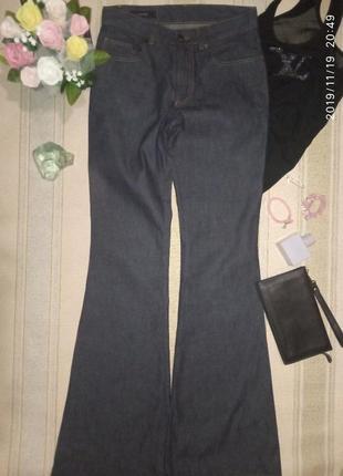 Винтажные джинсы gucci