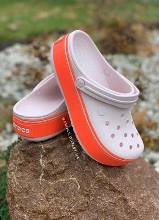 Crocs platform