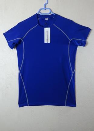 Компрессионная футболка для тренажерного зала