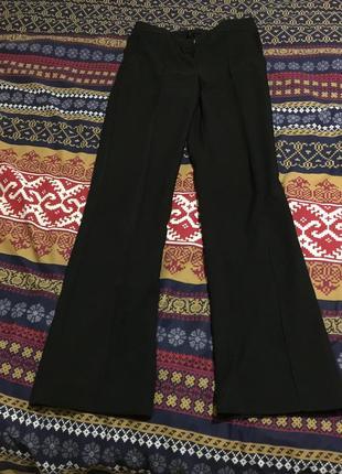 Широкие классические брюки lakbi на высокий рост