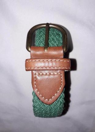 Melton мужской плетённый пояс,новый,оригинал