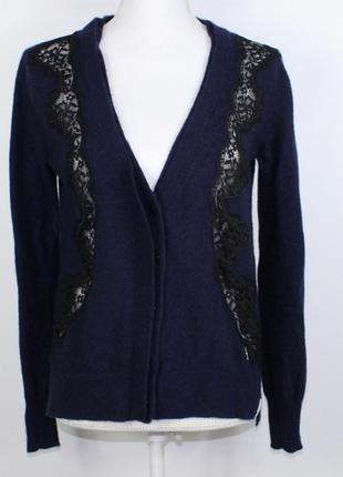Новый кашемировый кардиган свитер juicy couture оригинал xs s